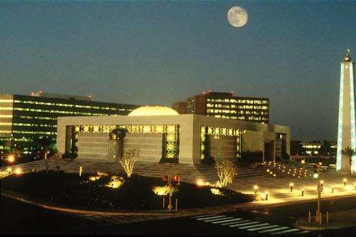 Saudi-Aramco Headquarters, one of the primary sites impacted by the Shamoon worm