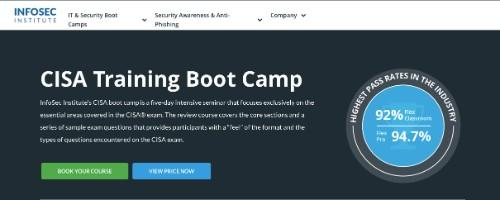 CISA Training Bootcamp
