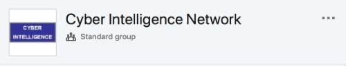 Cyber Intelligence Network