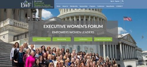 Executive Women's Forum (EWF)