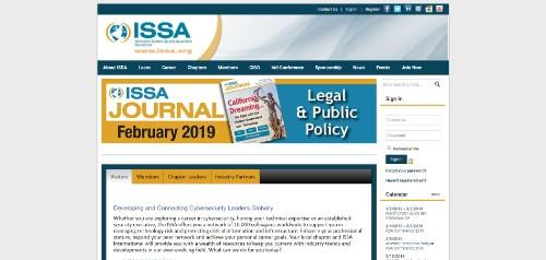 Information Systems Security Association (ISSA)