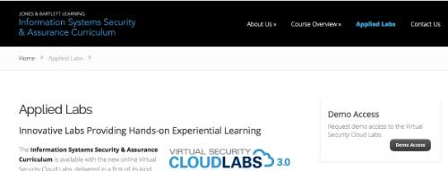 Virtual Security Cloud Labs 3.0