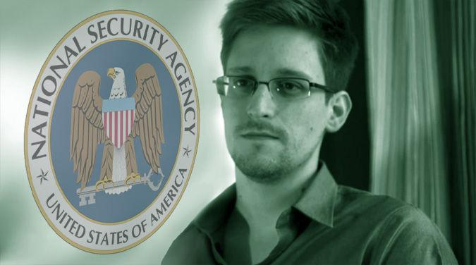 Edward Snowden, source of the NSA leaks