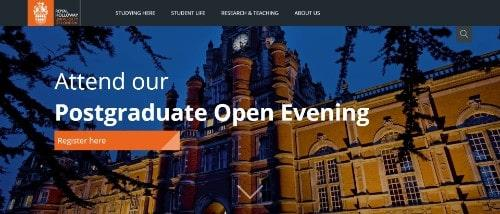 Royal Holloway University