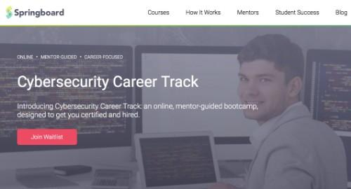 Cybersecurity Career Track