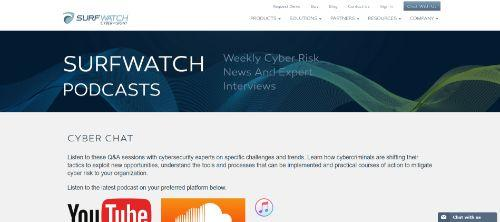 SurfWatch Cyber Chat