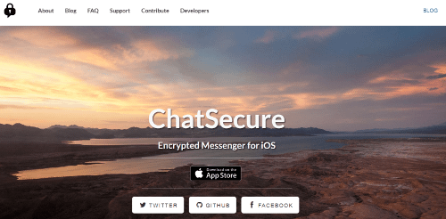 ChatSecure App