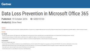 Best Practices and Solutions for Securing Enterprise Data in Office